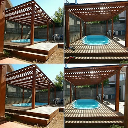 classic Pool by San Cristobal hnos constructora