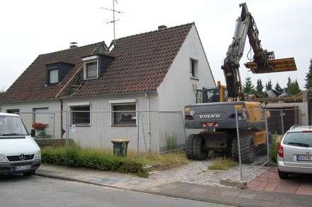 ...wird getrennt,: rustikale Häuser von 2kn architekt + landschaftsarchitekt Thorsten Kasel + Sven Marcus Neu PartSchG