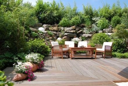 Landhausstil Garten garten im landhausstil die schönsten einrichtungsideen