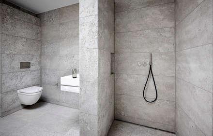 Badzimmer  Minimalistische Badezimmer Ideen | homify