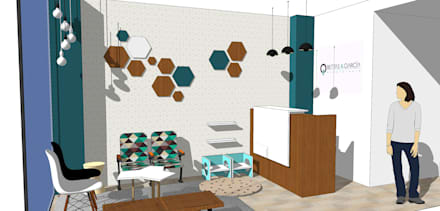 Clinics by Diseño Interior Bruto