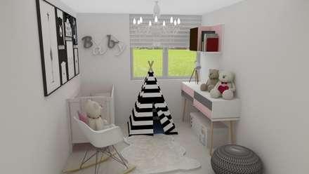 Cuartos para beb s ideas dise os y decoraci n homify for Tipos de cuartos para ninas