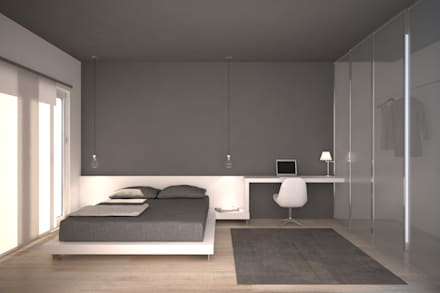 Awesome Camera Da Letto Moderna Pictures - Design Trends 2017 ...