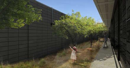 : Jardines de estilo moderno por MAT Latinamerica