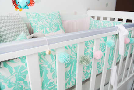 tropical Nursery/kid's room by Little One