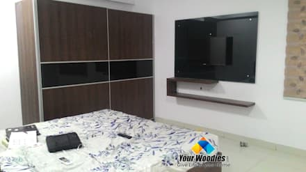 Yourwoodies Fully Custom Made Modular Furniture Modern Bedroom By Your Woodies