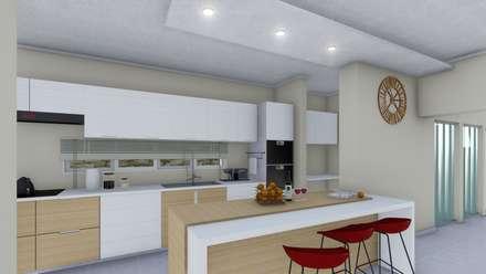 vivienda francesa cocinas de estilo clsico por arbol arquitectos
