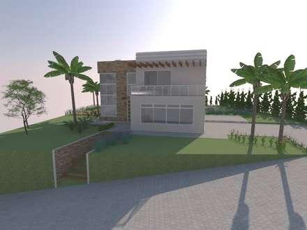 Projetos: Jardins campestres por Juliana Gasparin Paisagismo e Execução Ltda.