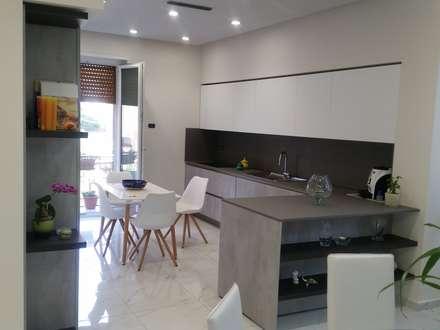 Cucina idee immagini e decorazione homify for Piccola cucina a concetto aperto