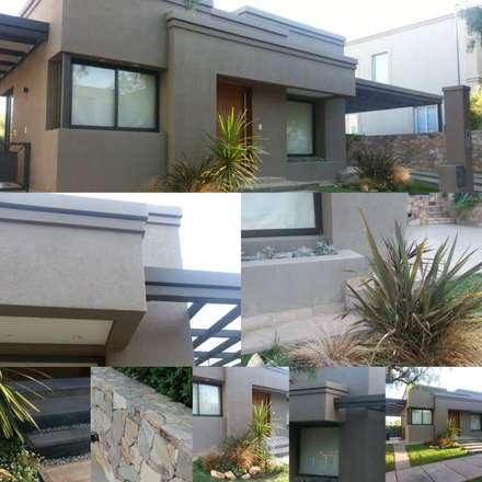 Vivienda : Casas de estilo clásico por Estudio Karduner Arquitectura
