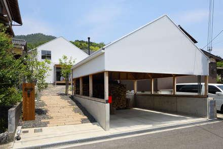 田中町の家 / House in tanaka-cyo: アトリエセッテン一級建築士事務所が手掛けた家です。