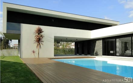 minimalistic Pool by arquitetura.501