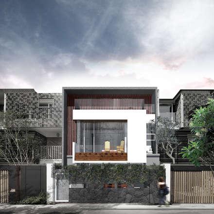 منازل تنفيذ Atelier Ara