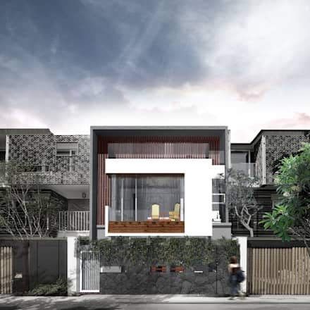 G House:  Rumah by Atelier Ara