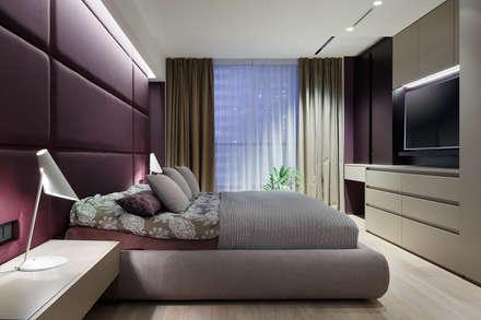 ห้องนอน by ART Studio Design & Construction
