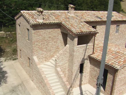 Case in stile rustico idee ispirazioni homify for Casa colonica coloniale