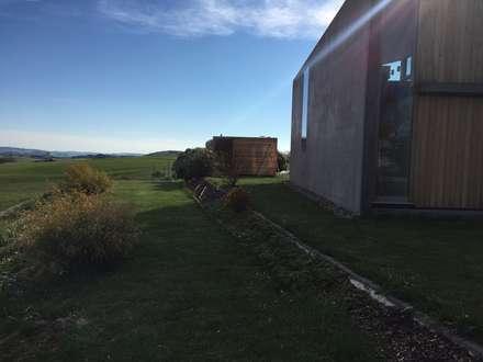 Abri SPA OUTSUN module bioclimatique: Spa de style de style Moderne par EXTAZE OUTDOOR