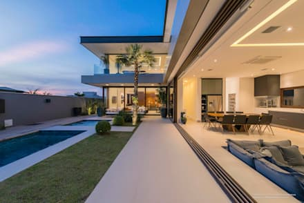 خانه ها by Padovani Arquitetos + Associados