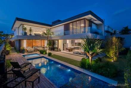 منازل تنفيذ Padovani Arquitetos + Associados