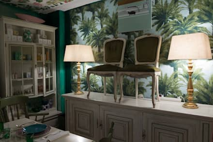 koloniale wohnzimmer ideen & inspiration | homify, Wohnideen design