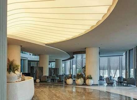 Sảnh tiếp tân Khách sạn Mường Thanh Phú Quốc:  Khách sạn by TRẦN XUYÊN SÁNG VẠN HOA