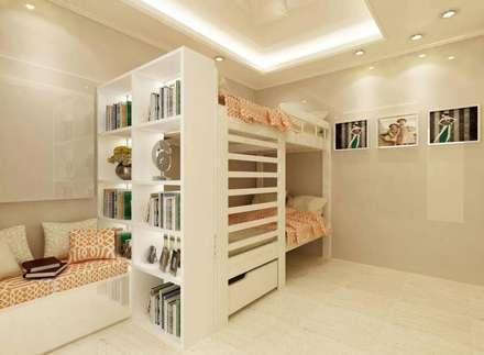 Kids bedroom:  Kamar Tidur by aidecore