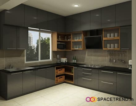 Prestige Tranquility: Built In Kitchens By Space Trend