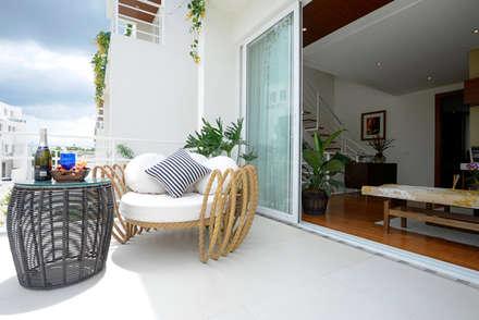 Terrace by Marilen Styles