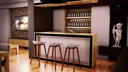 قبو النبيذ تنفيذ RRETH Arquitectos