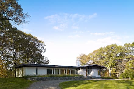 Paradise Lane, Litchfield County, CT:  Single family home by BILLINKOFF ARCHITECTURE PLLC