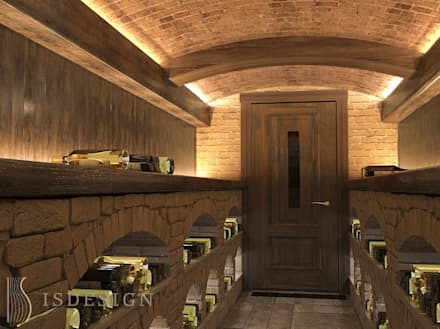 classic Wine cellar by ISDesign group s.r.o.