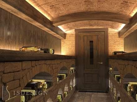 ห้องเก็บไวน์ by ISDesign group s.r.o.