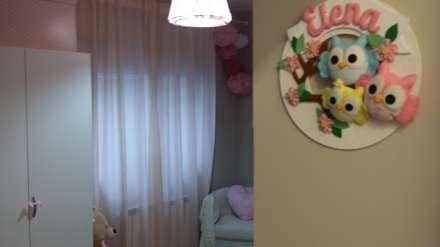 FengDeco. Habitaciones infantiles : Habitaciones de bebé de estilo  de Fengdeco
