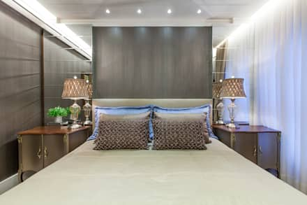 Phòng ngủ by Thiago Mondini Arquitetura
