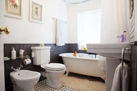 Bathroom Design: classic Bathroom by ab interiors