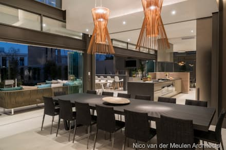 Dining Room: Modern Dining Room By Nico Van Der Meulen Architects Part 68