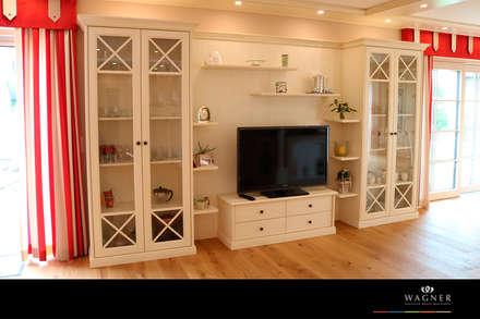Wohnzimmer: Klassische Wohnzimmer Von Wagner Möbel Manufaktur