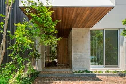 外観: 今井賢悟建築設計工房が手掛けた家です。