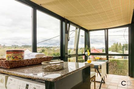 GALERÍA: Terrazas de estilo  de CCVO Design and Staging