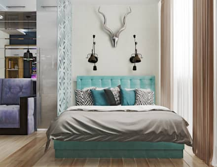 Girls Bedroom by Mantra_design