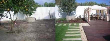 projetos realizados: Jardins clássicos por pro art jardinagem