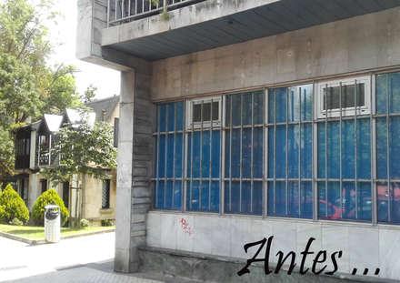 LOFT! resultado _ Olmos 2 _ 2017 _ POLITA proyectos y reformas _ Imanol Osuna Diego: Ventanas de estilo  de POLITA proyectos y reformas