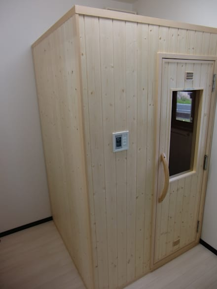 Saunas de estilo  por 株式会社メトスプランニング