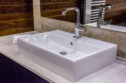 Чайка: Ванные комнаты в . Автор – Design Evolution