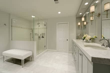 classic Bathroom by BOWA - Design Build Experts