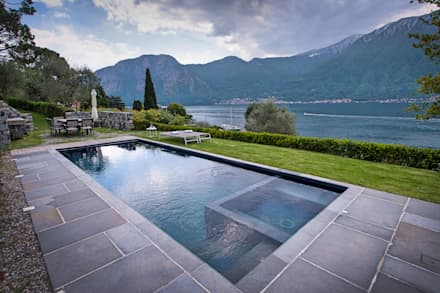 Garden Pool by Chantal Forzatti architetto