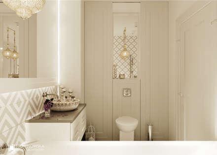 Badkamer Ibiza Stijl : Eclectische badkamer tmoonyos referenties op huis ontwerp