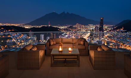 Roof terrace by Enrique Serrano  |  Fotógrafo de Arquitectura e Interiores