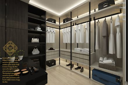 Dressing Room design ideas inspiration pictures homify