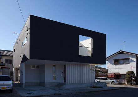 四街道の家: Studio Noaが手掛けた家です。